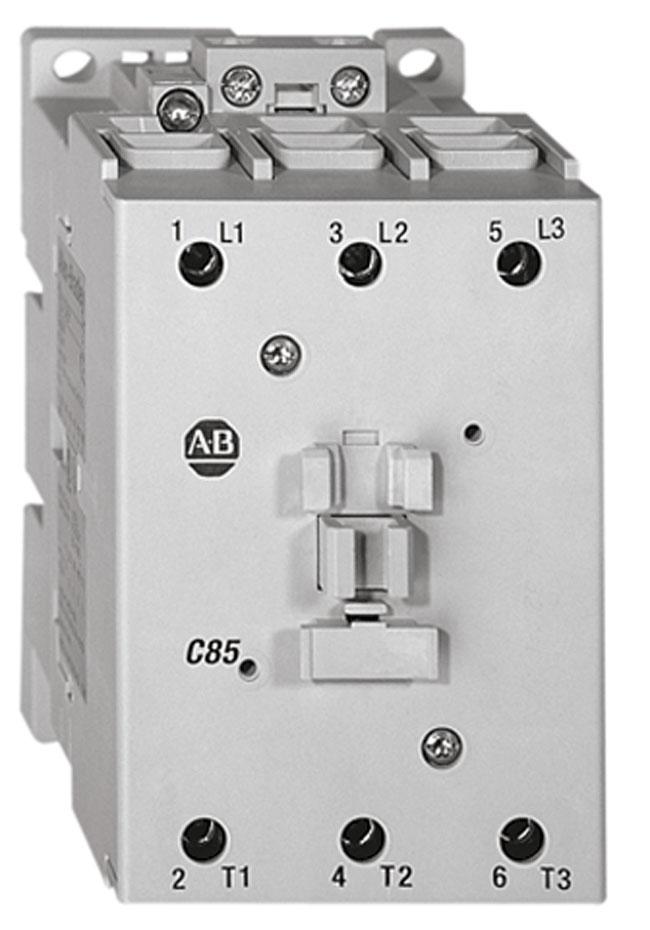 MCS-C Contactor, IEC, 85A, 230V 50/60Hz, Single Pack || 100C85KF00