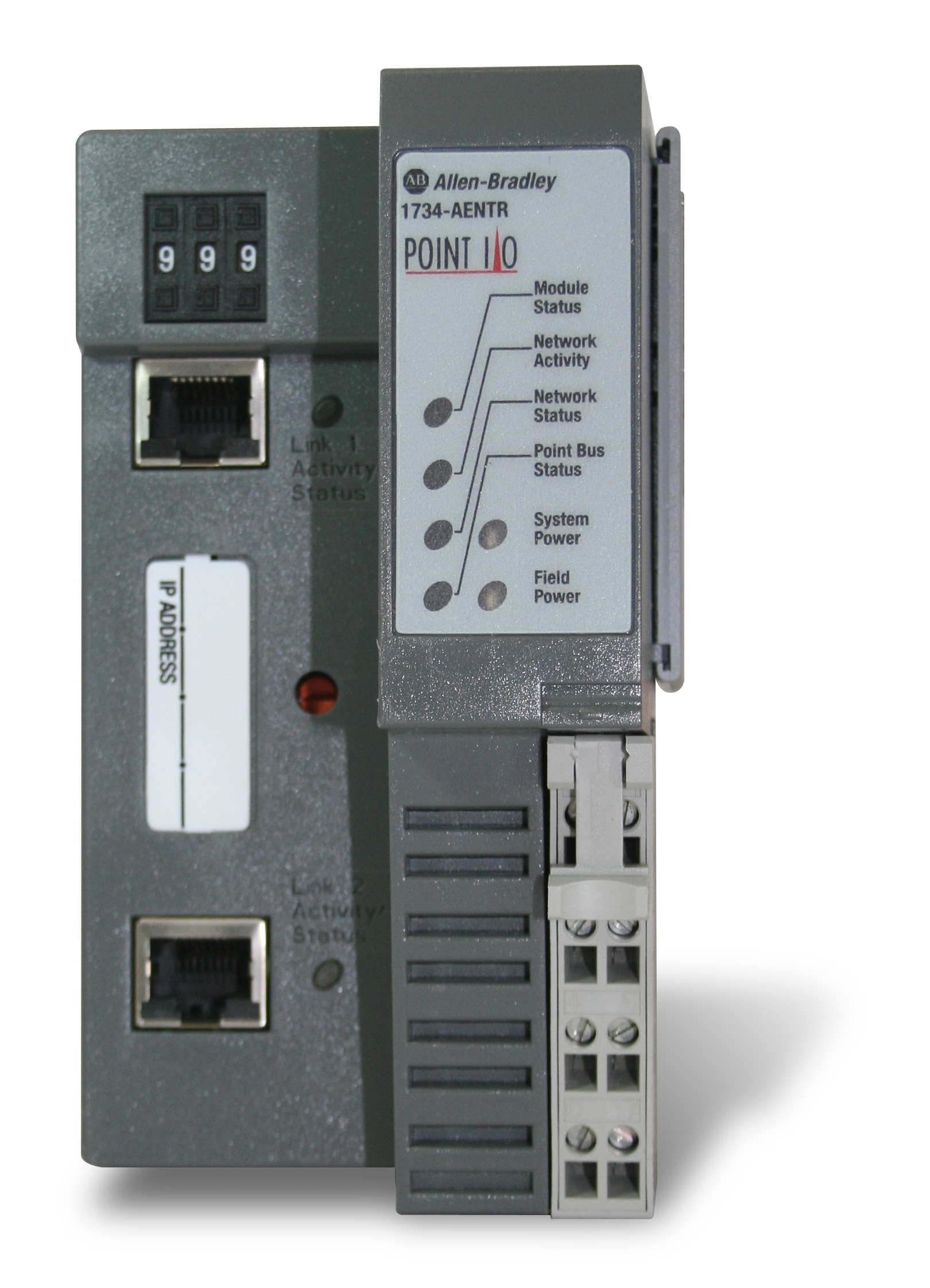 1734 aentr 2 port ethernet ip i o adapter module 1734aentr 1734 aent wiring diagram at bayanpartner.co
