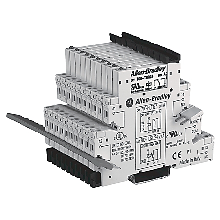 700HL Solid State Relay Output w Screw Terminals 24V DC with