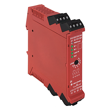 guarddi_ph guardmaster dual input safety relay (di), 2 dual channel universal 440r d22r2 wiring diagram at creativeand.co