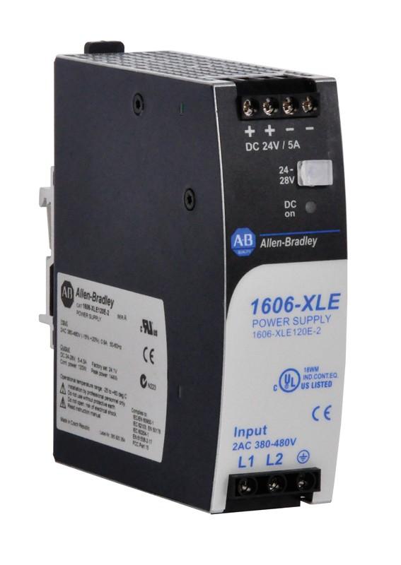 1606 Xle120e 2 Essential Power Supply 24 28v Dc 120w 2