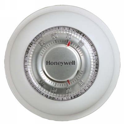 Thermostat, Round™, Mercury Free, Manual