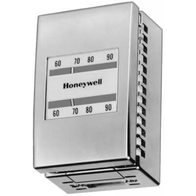 Pneumatic Thermostat Reverse Acting,Cool